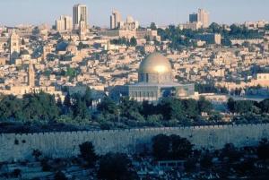 v ierusalime zapustyat polety na vozdushnom share В Иерусалиме запустят полеты на воздушном шаре