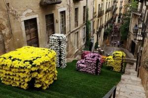 v jirone proidet ejegodnyi festival cvetov В Жироне пройдет ежегодный фестиваль цветов