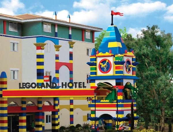 v kalifornii otkrylsya otel lego В Калифорнии открылся отель Лего