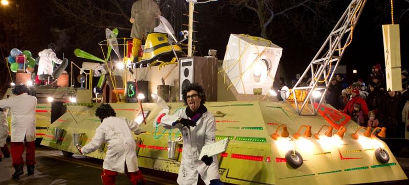 v kvebeke proidet zimnii karnaval В Квебеке пройдет Зимний карнавал