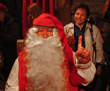 v laplandii otkroetsya park santa klausa В Лапландии откроется парк Санта Клауса