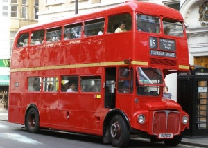v londone proidet prazdnik dabldekerov В Лондоне пройдет праздник даблдекеров