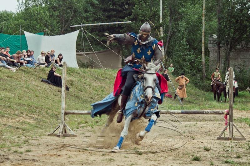 v minske proidet srednevekovyi festival «belyi zamok» В Минске пройдет средневековый фестиваль «Белый Замок»