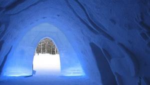 v murmanske otkroetsya samaya bolshaya snejnaya derevnya В Мурманске откроется самая большая снежная деревня