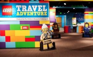 v muzee nyu iorka otkrylas interaktivnaya vystavka Lego В музее Нью Йорка открылась интерактивная выставка Lego
