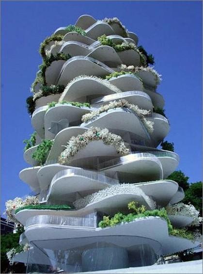 v niderlandah poyavitsya dom kaktus В Нидерландах появится дом кактус