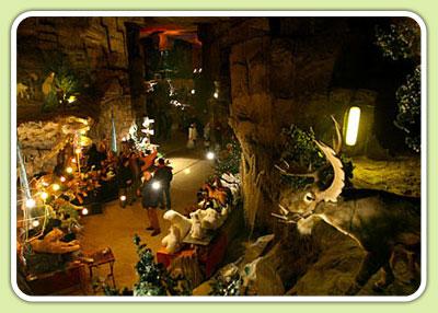 v niderlandah proidet rojdestvenskaya yarmarka v pesherah В Нидерландах пройдет рождественская ярмарка в пещерах