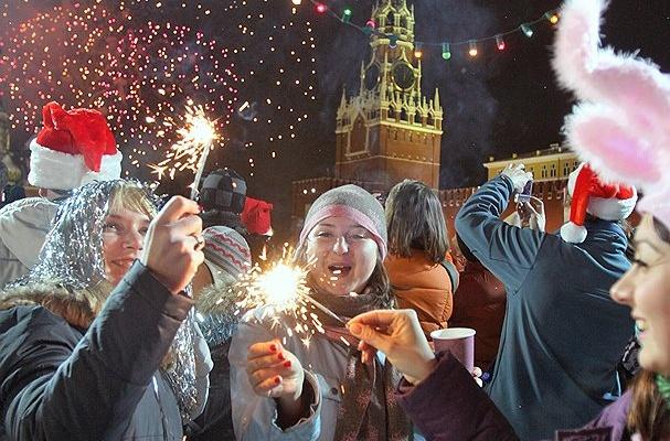v novogodnie prazdniki moskvu posetili na 25 30 bolshe turistov В новогодние праздники Москву посетили на 25 30% больше туристов