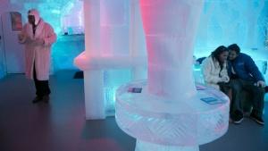 v nyu iorke poyavilsya ledyanoi bar В Нью Йорке появился ледяной бар