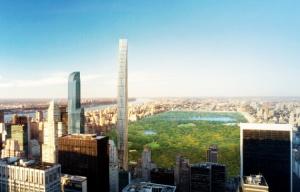 v nyu iorke poyavitsya samyi hudoi v mire neboskreb В Нью Йорке появится самый худой в мире небоскреб