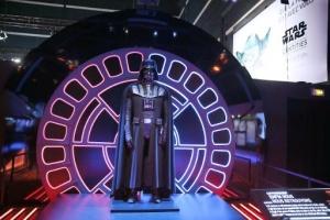 v parije prohodit vystavka zvezdnyh voin В Париже проходит выставка Звездных войн