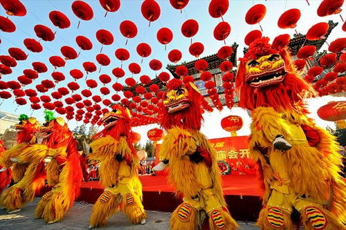 v rime nachali otmechat kitaiskii novyi god В Риме начали отмечать Китайский новый год