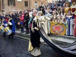 В Риме пройдет грандиозный карнавал