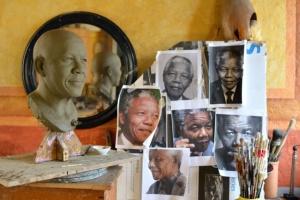 v rimskom muzee voskovyh figur poyavitsya statuya nelsona mandely В Римском музее восковых фигур появится статуя Нельсона Манделы