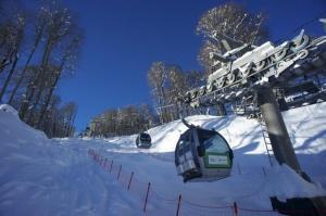 В Розе Хутор стартовал горнолыжный сезон