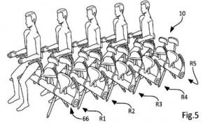 v samoletah mogut poyavitsya velosipednye sidenya В самолетах могут появиться велосипедные сиденья
