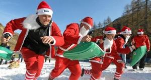 v shveicarii proidet vsemirnyi chempionat santa klausov В Швейцарии пройдет всемирный чемпионат Санта Клаусов