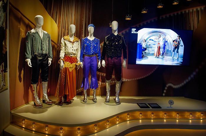 v stokgolme otkrylsya muzei gruppy ABBA В Стокгольме открылся музей группы ABBA