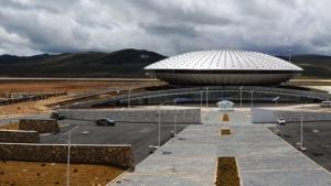 v tibete otkrylsya samyi vysokii v mire aeroport В Тибете открылся самый высокий в мире аэропорт