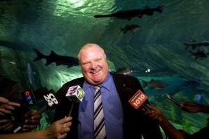 v toronto otkrylsya samyi bolshoi akvarium kanady В Торонто открылся самый большой аквариум Канады