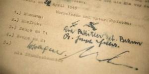 v vashingtone prohodit vystavka avtografov istoricheskih lichnostei В Вашингтоне проходит выставка автографов исторических личностей