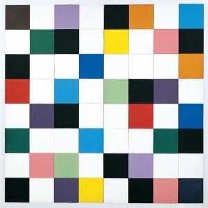 v vashingtone vystavlyaetsya hudojnik minimalist elsuort kelli В Вашингтоне выставляется художник минималист Эльсуорт Келли