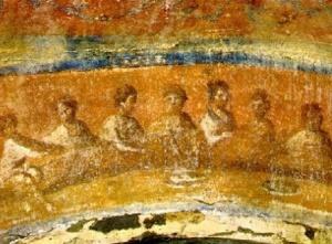 v vatikane otkrylis otrestavrirovannye katakomby priscilly В Ватикане открылись отреставрированные Катакомбы Присциллы