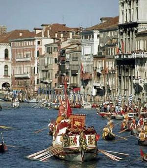 v venecii proidet prazdnik la sensa В Венеции пройдет праздник Ла Сенса