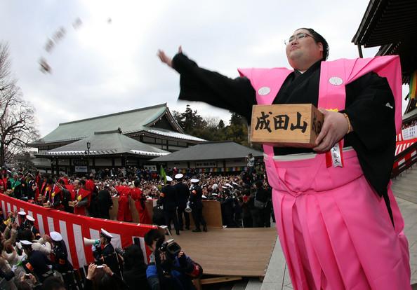 v yaponii proidet festival secubun В Японии пройдет фестиваль Сэцубун