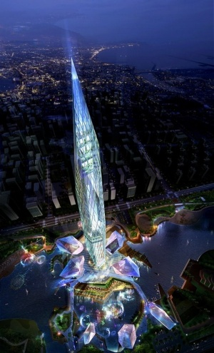 v yujnoi koree postroyat nevidimyi neboskreb 2 В Южной Корее построят невидимый небоскреб