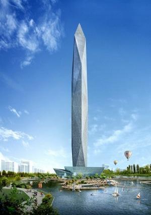 v yujnoi koree postroyat nevidimyi neboskreb 3 В Южной Корее построят невидимый небоскреб