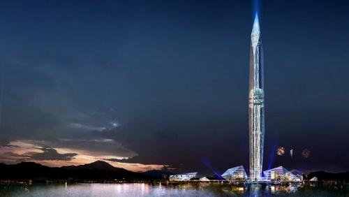 v yujnoi koree postroyat nevidimyi neboskreb В Южной Корее построят невидимый небоскреб