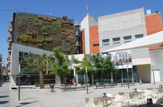 vertikalnyi sad – udivitelnaya dostoprimechatelnost ispanii Вертикальный сад – удивительная достопримечательность Испании