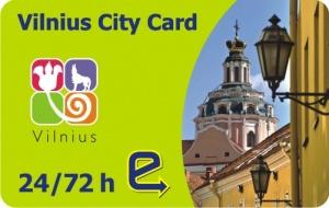 vilnyus obnovil skidochnuyu kartu dlya turistov Вильнюс обновил скидочную карту для туристов