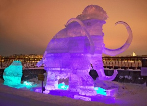 zoopark helsinki provodit festival ledyanyh skulptur Зоопарк Хельсинки проводит фестиваль ледяных скульптур
