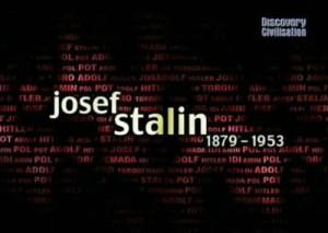 zlodei stalin 300x213 Величайшие злодеи мира (The Most Evil Men in History) (6 серий)