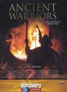 discoveryancient warriors 217x300 Discovery. Времена и войны (Ancient Warriors) 18 серий
