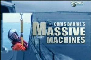 discoverymassive machines 300x198 Discovery. Огромные машины с Крисом Берри (Chris Barries Massive Machines) 7 серий