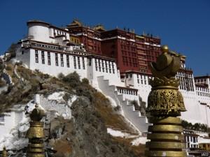 na kryshe mira 300x225 На крыше мира. Тибет Лхаса (On The Roof Of The World. Tibet Lhasa)
