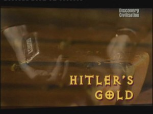 discoveryhitlers gold 300x225 Discovery. Золото Гитлера (Hitlers Gold)