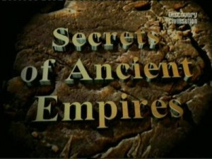 discoverysecrets of ancient empires 300x225 Discovery. Тайны древних империй (Secrets of Ancient Empires) 5 серий