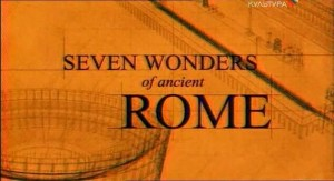 discoveryseven wonders of ancient rome 300x163 Discovery. Семь чудес Древнего Рима (Seven Wonders Of Ancient Rome)