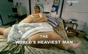 discoverywordls heaviest man 300x186 Discovery. Самый толстый человек в мире (Worlds Heaviest Man)