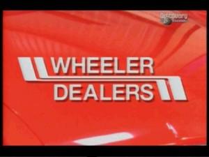 discoverywheeler dealers 300x225 Автодилеры (Махинаторы) (Wheeler Dealers) 24 серии