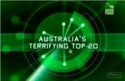 australias terrifying top 20 20 самых страшных животных Австралии (Australia`s Terrifying Top 20)