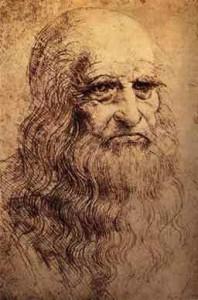 avtoportret leonardo da vinci 198x300 Леонардо Да Винчи