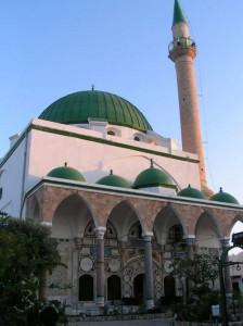 Mosque Al Djazar 224x300 Акко   Преддверие Рая