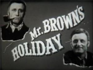 uchebnaya filmoteka angliiskii yazyk 300x226 Мистер Браун в отпуске (Mr. Browns Holiday)