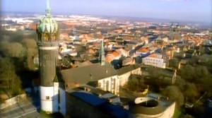 wittenberg 300x167 Айслебен и Виттенберг   памятные места Мартина Лютера