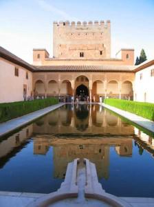 algambra 224x300 Гранада   Альгамбра   резиденция мавров